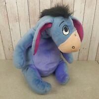 "Fisher-Price Disney EEYORE Winnie the Pooh Soft Plush Stuffed Toy Teddy 10"" 2003"