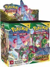 Pokemon Evolving Skies Booster Caja Sellada Pre-orden se envía 8/23/21
