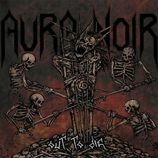 Aura Noir - Out To Die - Cassette Tape - SEALED new copy CADAVER IMMORTAL CRAFT