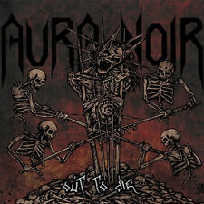 AURA NOIR - Out To Die Cassette Tape - SEALED - New Copy - Black Thrash IMMORTAL
