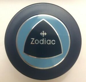 ZODIAC Original Watch Box 70s Full Set Outher+Box+Cushion nearest New Very Rare.