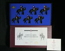 Britains The Life Guards Mounted Band Musicians Set 2 No. 0928 Limited Edition