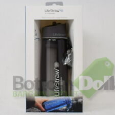 LifeStraw Go 2-Stage Chemical & Bad Taste Reducing Filtration Water Bottle
