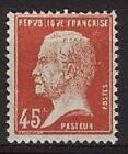 Pasteur 45c Rouge