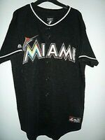 Rare Vintage Miami Dolphins (Extra Large) Majestic Baseball Jersey Mens Sewn