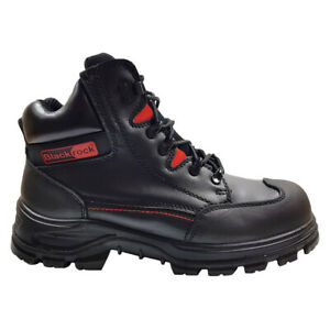 Blackrock Panther Leather Safety Boots Water Resistant Work Steel Toe S3 (SF42)