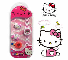Hello Kitty - Kid Children Girl Preschool Electronic Digital Display Wrist Watch