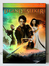 Legend of the Seeker Complete First Season Mythology Fantasy T.V. Series on DVD