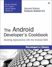 Android Developer's Cookbook : Building Applications with the Android SDK