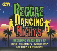 REGGAE DANCING NIGHTS Inc SMASH HITS BY ASWAD, KING TUBBY, SUGAR MINOTT & MORE