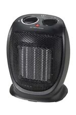 Buy One Get One Free Sale Westpointe Compact Ceramic Heaters, 2-Heat w/ Fan Only