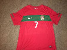 Cristiano Ronaldo Portugal Nike World Cup Jersey XXL 2X Eurocup Euro