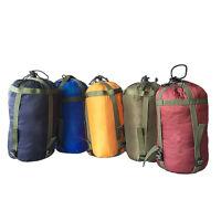 10L Waterproof Compression Stuff Sack Outdoor Camping Sleeping Bag Storage Bag