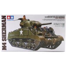 TAMIYA M4 Sherman presto Set di modello di produzione (SCALA 1:35) 35190 NUOVE