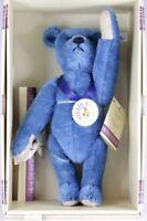 Steiff Teddybär 1908, blau 35 1994/95 OVP m. Zerti.