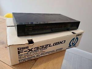 Pioneer F-X33ZL   AM FM Radio Tuner with original box + Ribbon