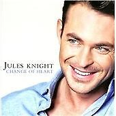 Jules Knight - Change of Heart (2015)