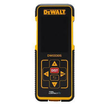 DEWALT 330 ft. Bluetooth Laser Distance Measurer DW0330S New
