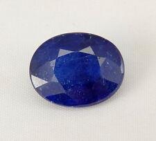 TOP SAPPHIRE : 12,81 Ct Natürlicher Blau Saphir  aus Ceylon