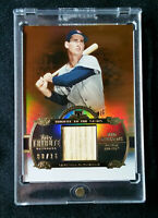 TED WILLIAMS 2013 Topps Tribute Bat Relic SP /15 Red Sox - A true Gem!