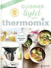 cuisiner light avec thermomix Abraham  Berengere Neuf Livre