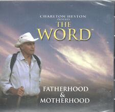 Charlton Heston Presents: The Word - Fatherhood & Motherhood  (CD) Bible Stories
