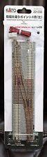 N Scale - KATO UNITRACK 20-230 Conc. Tie DBL Track #4 Single X-over T/O LT 248mm