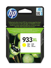 HP 933XL Giallo Cartuccia Ink Originale Stampante Officejet 6100 6600 6700 eAiO
