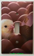 Baby Chicken Chick Toggle Rocker Light Switch Power Outlet Duplex Cover Plate