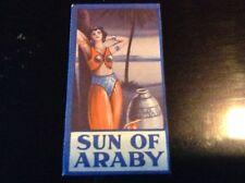 VINTAGE RAZOR BLADE & WRAPPER 'SUN OF ARABY'
