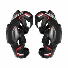 Leatt Adult Strap On Motorcycle Knee Pads & Shin Guards