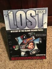 2006 new LOST jigsaw puzzle--MYSTERY OF THE ISLAND (#3 of 4)--tv series--SEALED