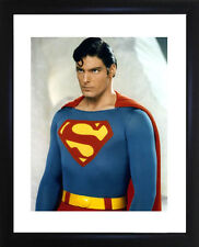 Christopher Reeve / Superman / Framed Photo CP0658
