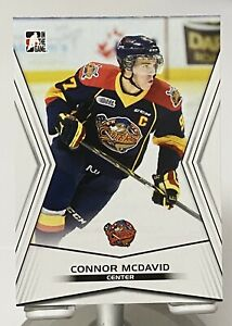 2014-15 CONNOR MCDAVID ITG NHL PRE-ROOKIE CARD