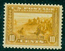 US #400 10¢ orange yellow, og, NH, VF, Scott $250.00