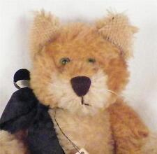 Boyd's Mohair Cat Garner J Cattington Style 590250-11 Retired 1998 New w Tags