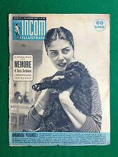 PX63 Clipping Ritaglio (1953) 36x27 cm - ANNAMARIA PIERANGELI