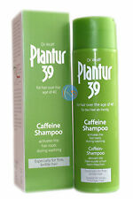 Dr. WOLFF PLANTUR 39 CAFFEINE SHAMPOO FOR FINE BRITTLE HAIR FOR OVER AGE OF 40