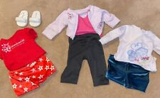 American Girl Mixed Clothes Lot