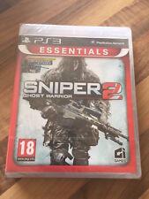 PS3:    SNIPER 2      - NEUF / NEW -