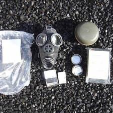 German GAS MASK Kit w/NATO NBC Filter