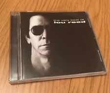 Lou Reed : The Very Best Of Lou Reed CD (1999)