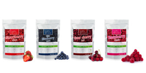 Freeze Dried Strawberries Raspberries Sour Cherries Wild Blueberries | MultiBuy