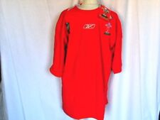 Wales Rugby UNION World Cup 2007 Jersey Reebok Adulte Large Pro-Fit BNWT Rare