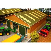 BRUSHWOOD BBB130 Livestock Barn Big Basics - 1:32 Farm Toys