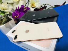 i phone 8 plus 64 GB gold and black/2 iphones  (Unlocked)