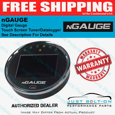 nGauge Digital Gauge Touch Screen Tuner/Datalogger Ford GM Dodge - * UNLOCKED *