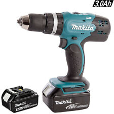 Makita DHP453Z 18V LXT Cordless Combi Drill With 2 x 3.0Ah BL1830 Batteries
