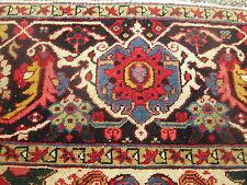 ANTIQUE PERSIAN HERIZ ORIENTAL RUG ESTATE FIND / 8.10 x 12.3 / ROOM SIZE BEAUTY!