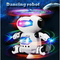 Toddler Robot Dancing Toys For Boys Girls Robot Kids Musical Toy Gifts 2020